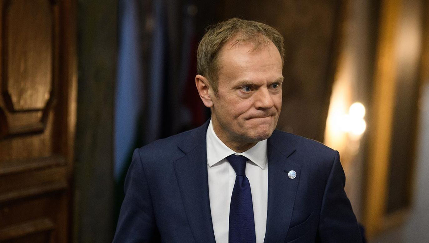 Donald Tusk (fot. Leon Neal/Getty Images)