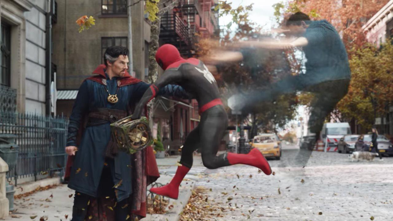 Fabuła filmu umożliwiła powrót jednego z najlepszych wrogów Spider–Mana (fot. YouTube/Sony Pictures Entertainment)