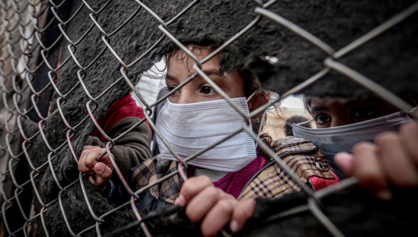Było to już trzecie głosowanie w tej sprawie (fot. Muhammed Said/Anadolu Agency via Getty Images)