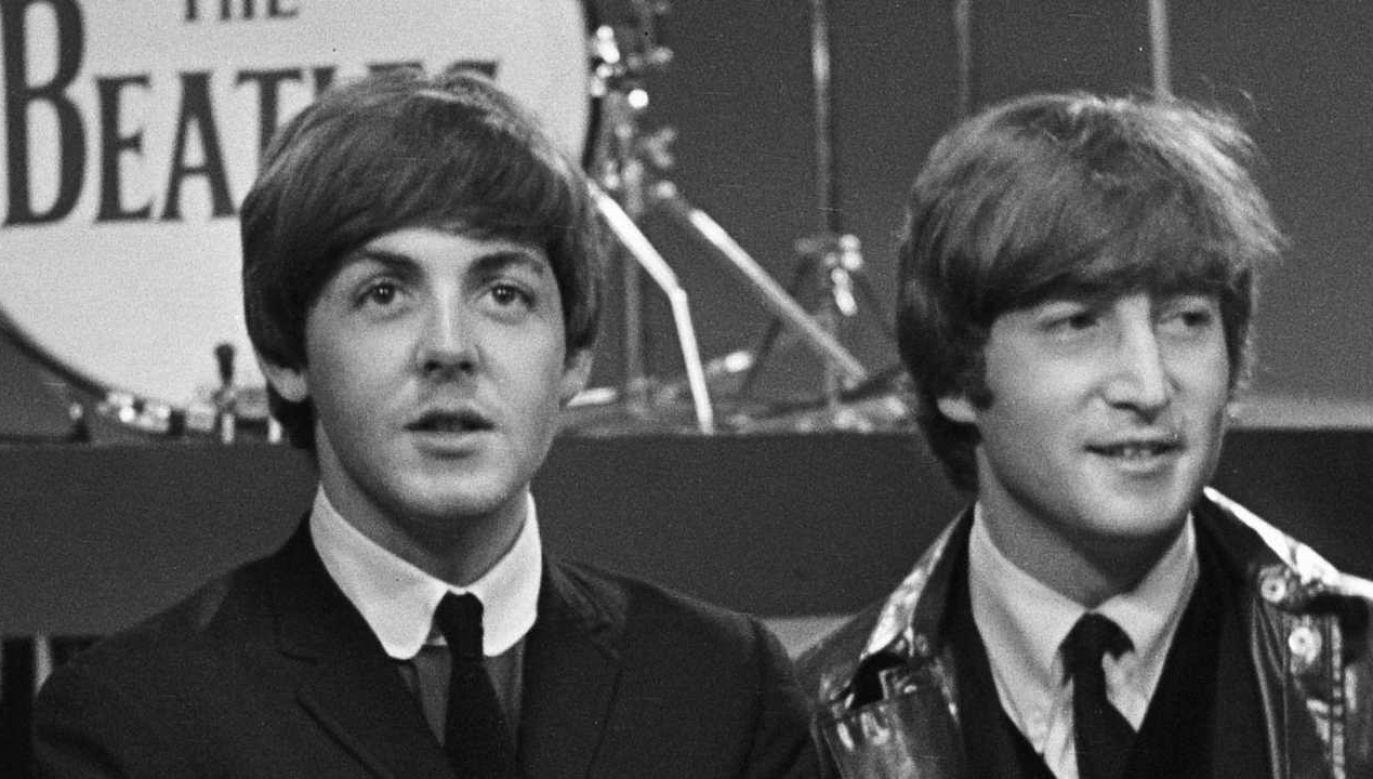 Paul McCartney i John Lennon poznali się w kościele, 6 lipca 1957 roku (fot. Eric Koch, Nationaal Archief/Wiki)