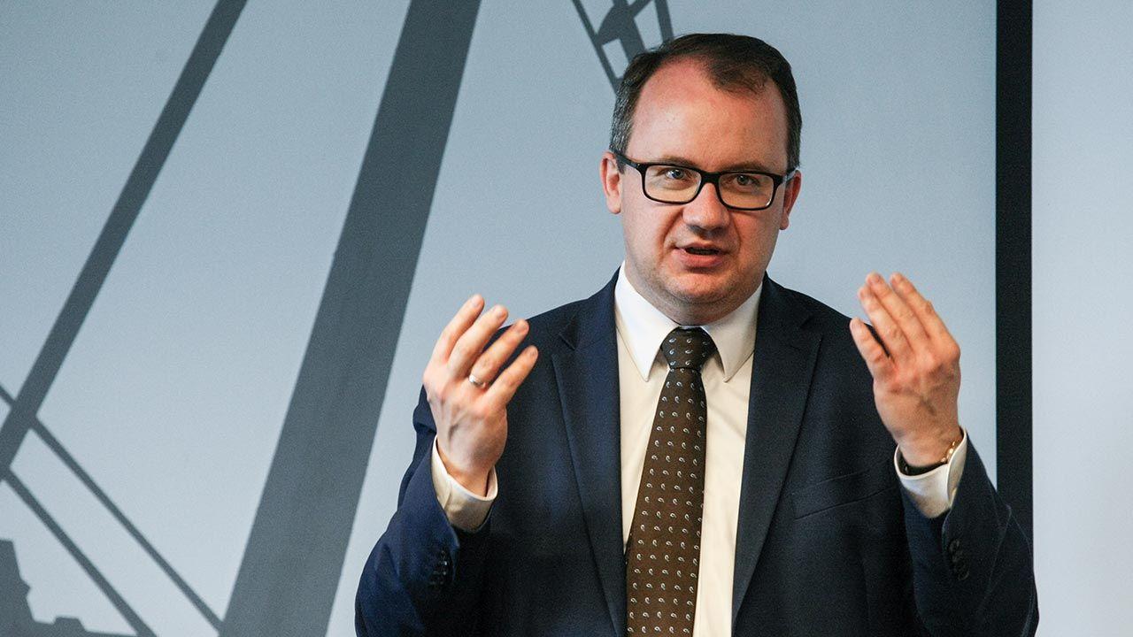 Rzecznik Praw Obywatelskich Adam Bodnar (fot. Michal Fludra/NurPhoto via Getty Images)