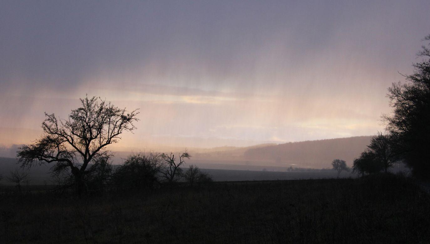 Duże prawdopodobieństwo wystąpienia burz z gradem (fot. Pixabay)