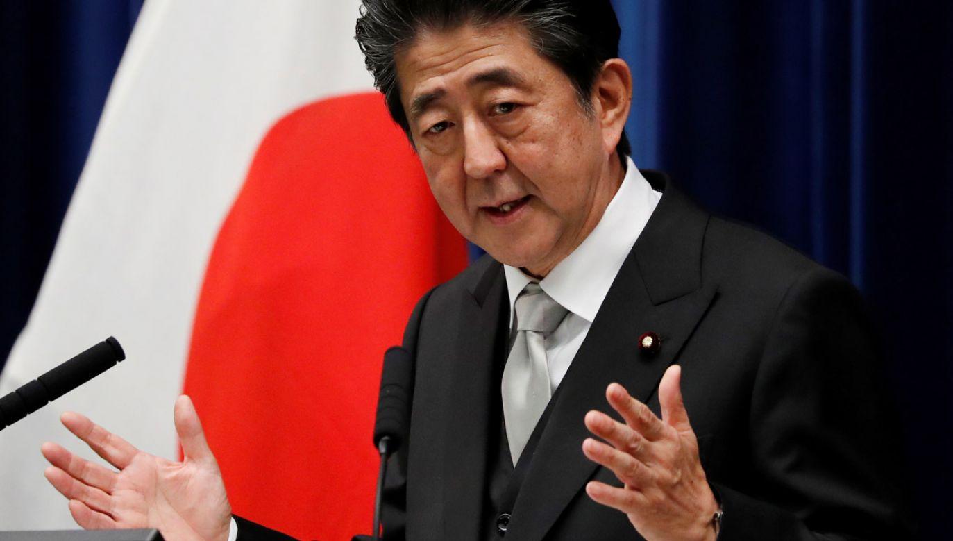 Japońskie zbrodnie są wciąż pamiętane przez Koreę i Chiny  (fot. REUTERS/Issei Kato)