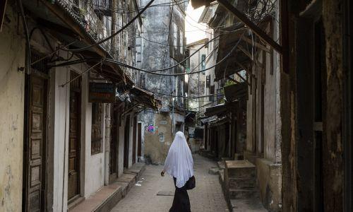 Wśród mieszkańców dominują wyznawcy islamu. Fot. Oleksandr Rupeta/NurPhoto via Getty Image