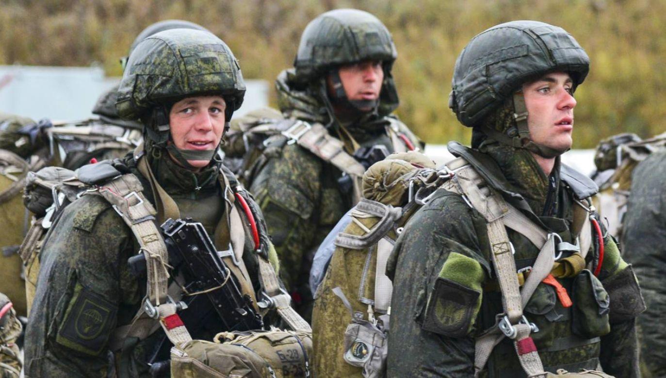 Oddziały powietrznodesantowe wrócą na miejsca stałej dyslokacji (fot. Ministry of Defence of the RF)