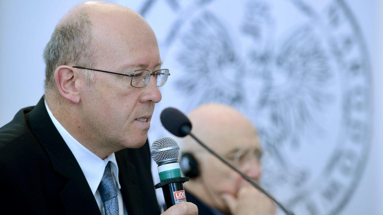 Prof. Jan Grabowski (fot. arch.PAP/Jacek Turczyk)