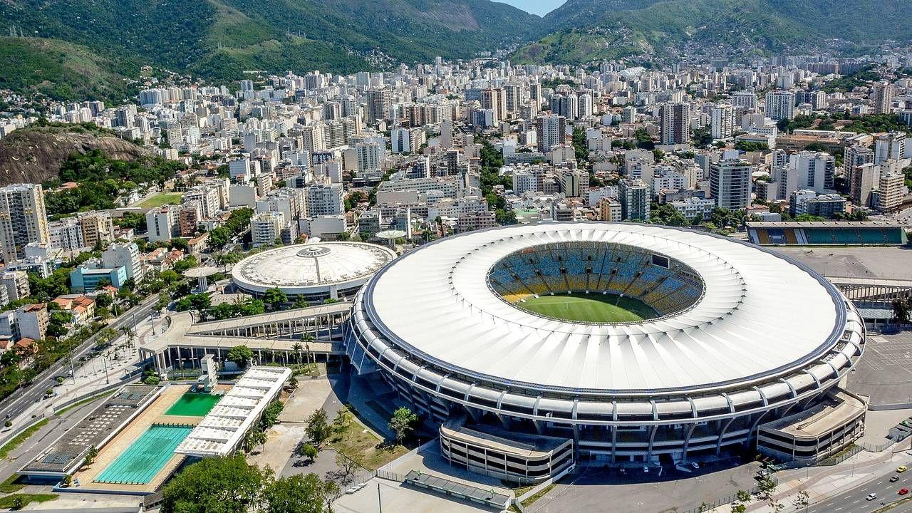 Maracana to jeden z symboli Rio de Janeiro (fot. Pixabay)