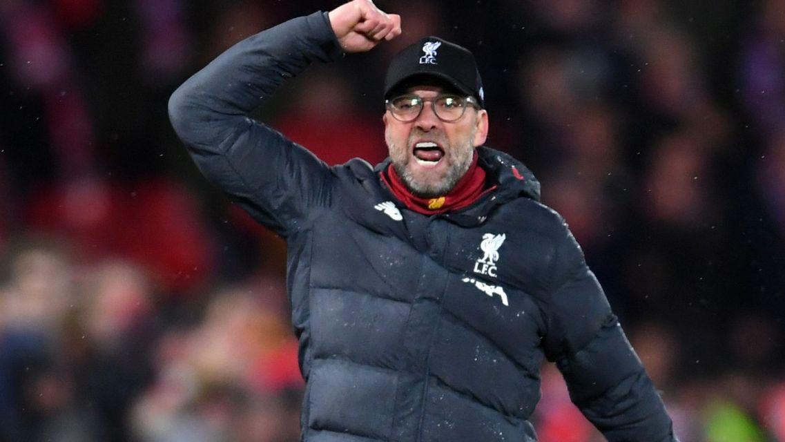 Jurgen Klopp nakrzyczał nakibiców Liverpoolu zpowodu ...