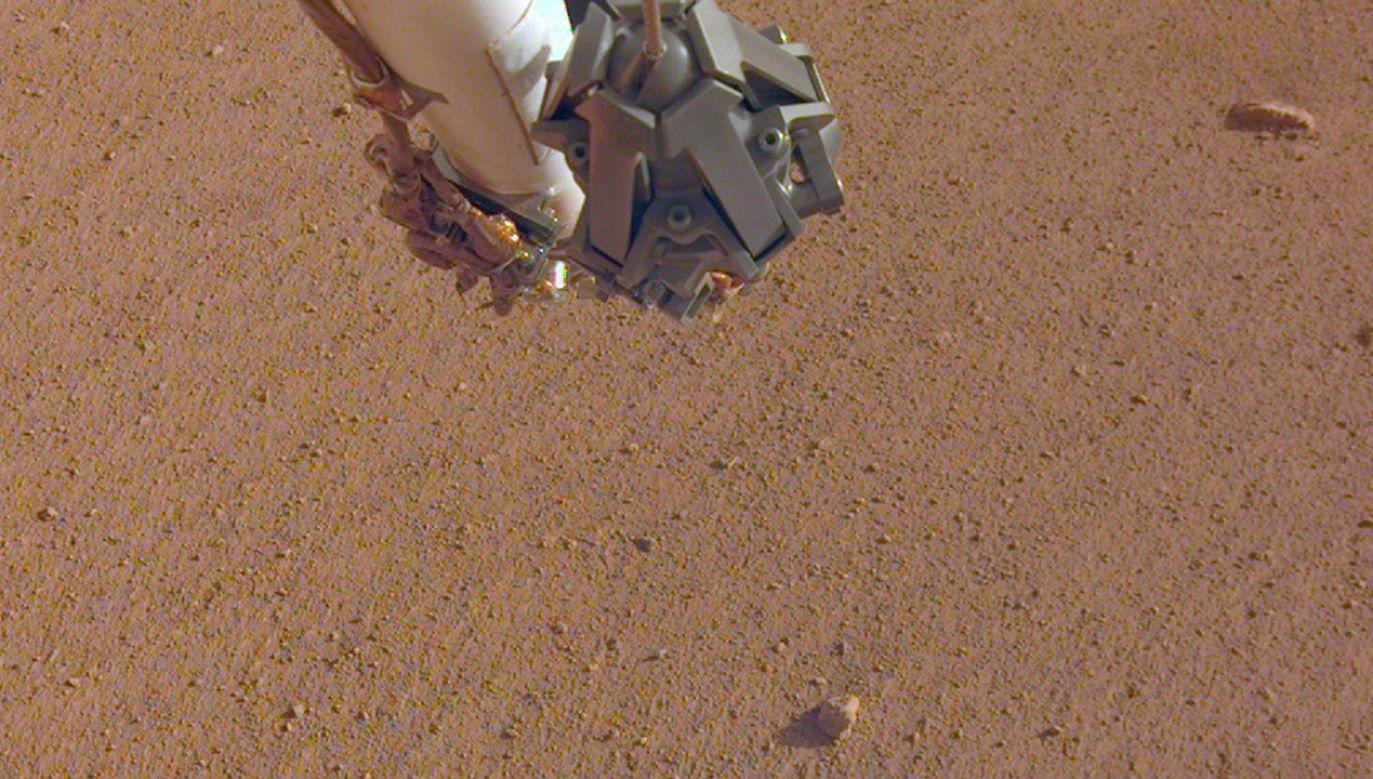 """""""To jest rodzaj marzenia ludzkości, żeby stworzyć drugą Ziemię"""" (fot. PAP/EPA/NASA/JPL-Caltech HANDOUT)"""