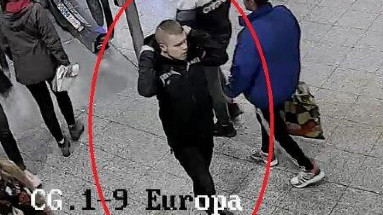 Poszukiwany mężczyzna (fot. malopolska.policja.pl)