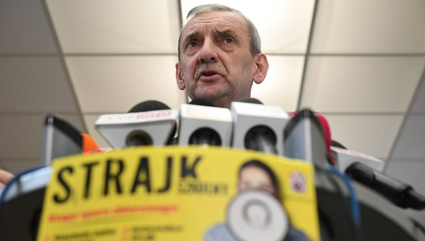 Referendum strajkowe rozpocznie się 5 marca (fot. arch.PAP/Radek Pietruszka)
