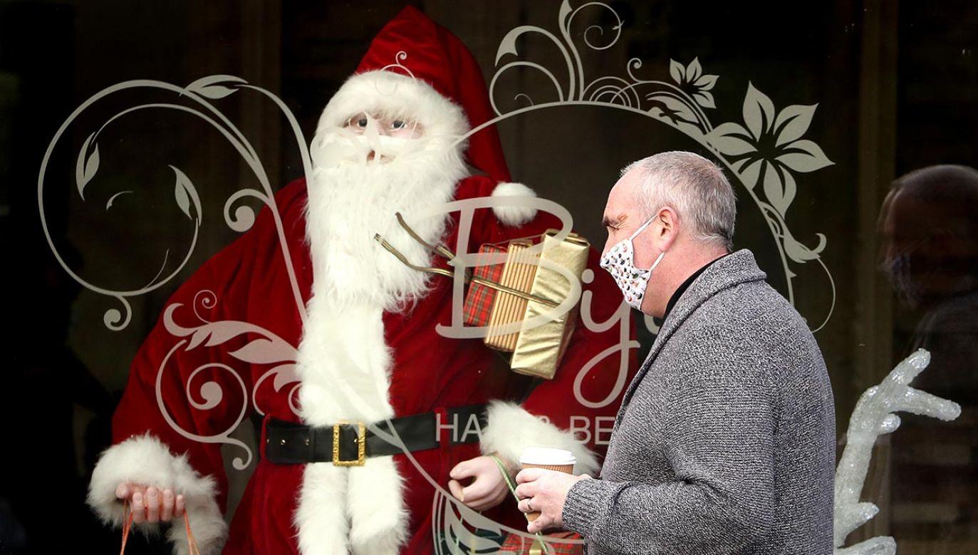 Jak będą wyglądały święta? (fot. Andrew Milligan/PA Images via Getty Images)