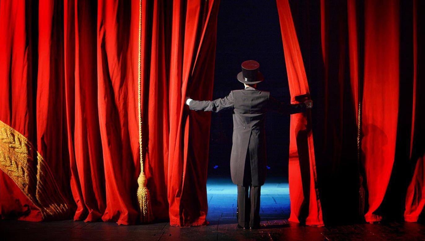 60. Międzynarodowy Dzień Teatru (fot. Shutterstock/Jonas Petrovas)