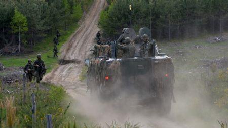 Anakonda 20: 5 tys. żołnierzy weźmie udział w ćwiczeniach (fot. MON)