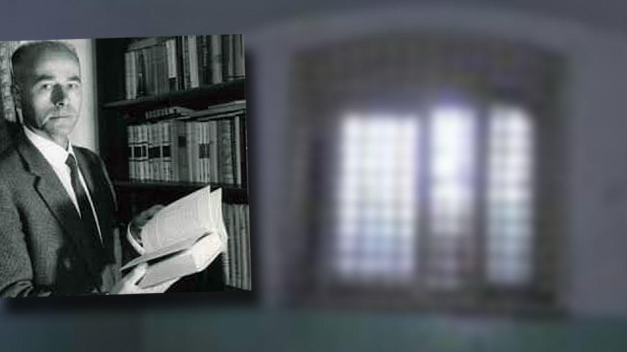 Tadeusz Ludwik Płużański spedził ponad dwa miesiące w celi śmierci (fot. Fundacja Łączka/IPN)