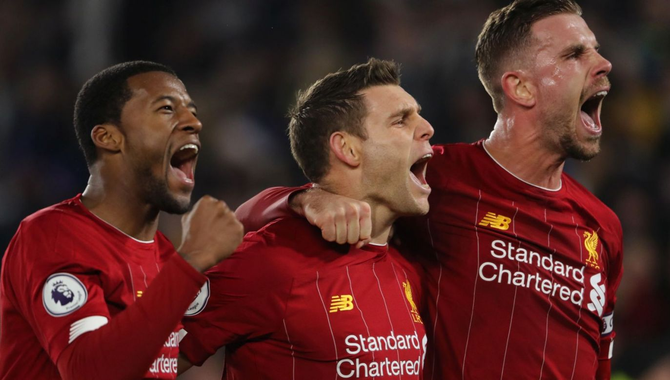 Wijnaldum, Milner, Henderson (fot. Getty Images)