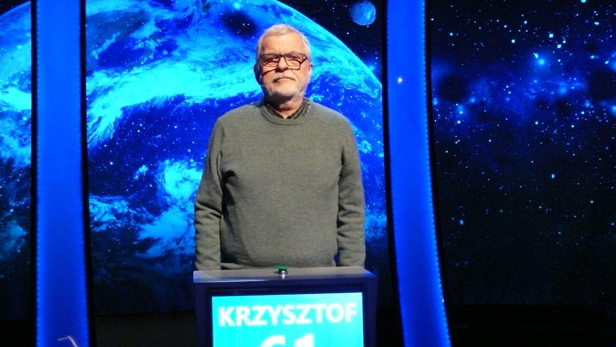 Pan Krzysztof Łasecki wygrał 19 odcinek 116 edycji
