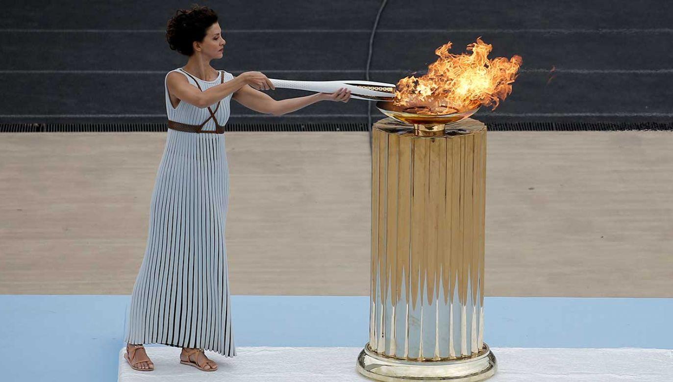 Nad kandydaturą do organizacji igrzysk zastanawiają się Niemcy (fot. REUTERS/Alkis Konstantinidis)