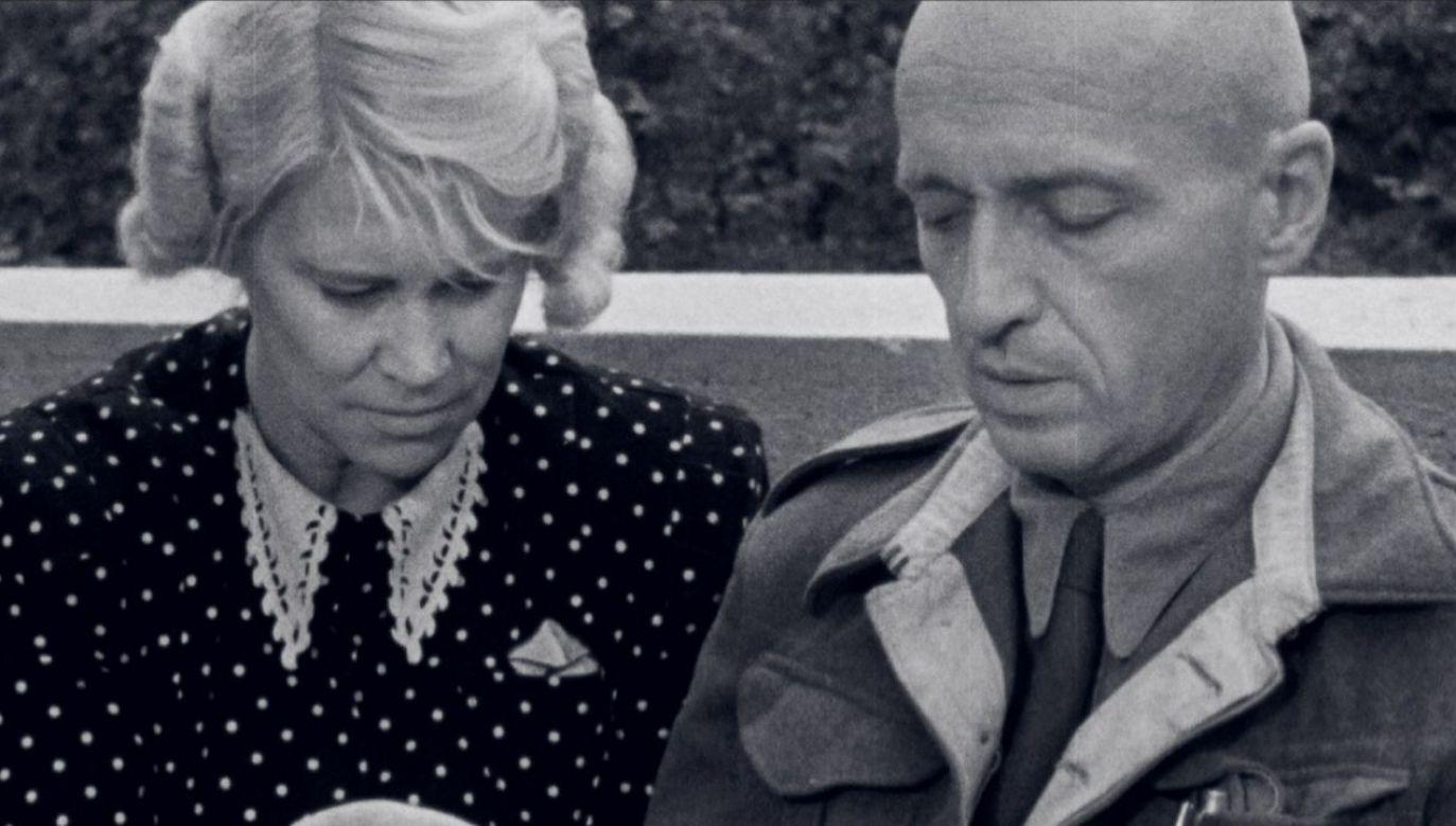Rodzina Żabińskich w czasie wojny uratowała kilkuset Polaków i Żydów (fot. TVP)