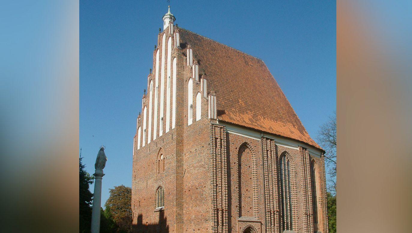 Kaplicabyła przeznaczona głównie dla Mieszka I i jego małżonkiDobrawy (fot. Wikipedia)