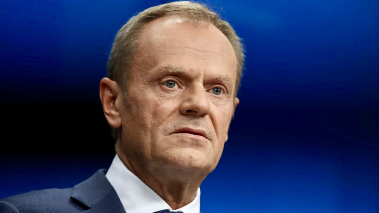 Donald Tusk (fot. Sean Gallup/Getty Images)