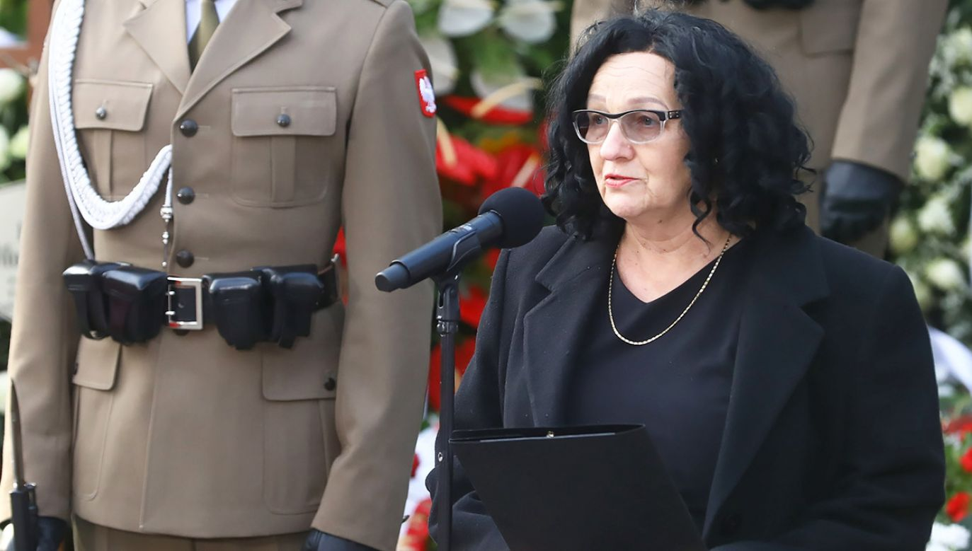 Anna Morawiecka (fot. arch.PAP/Rafał Guz)