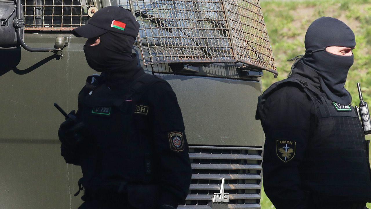 Represje białoruskich władz koncentrująsięobecnie na polskiej mniejszości (fot. Valery Sharifulin\TASS via Getty Images)