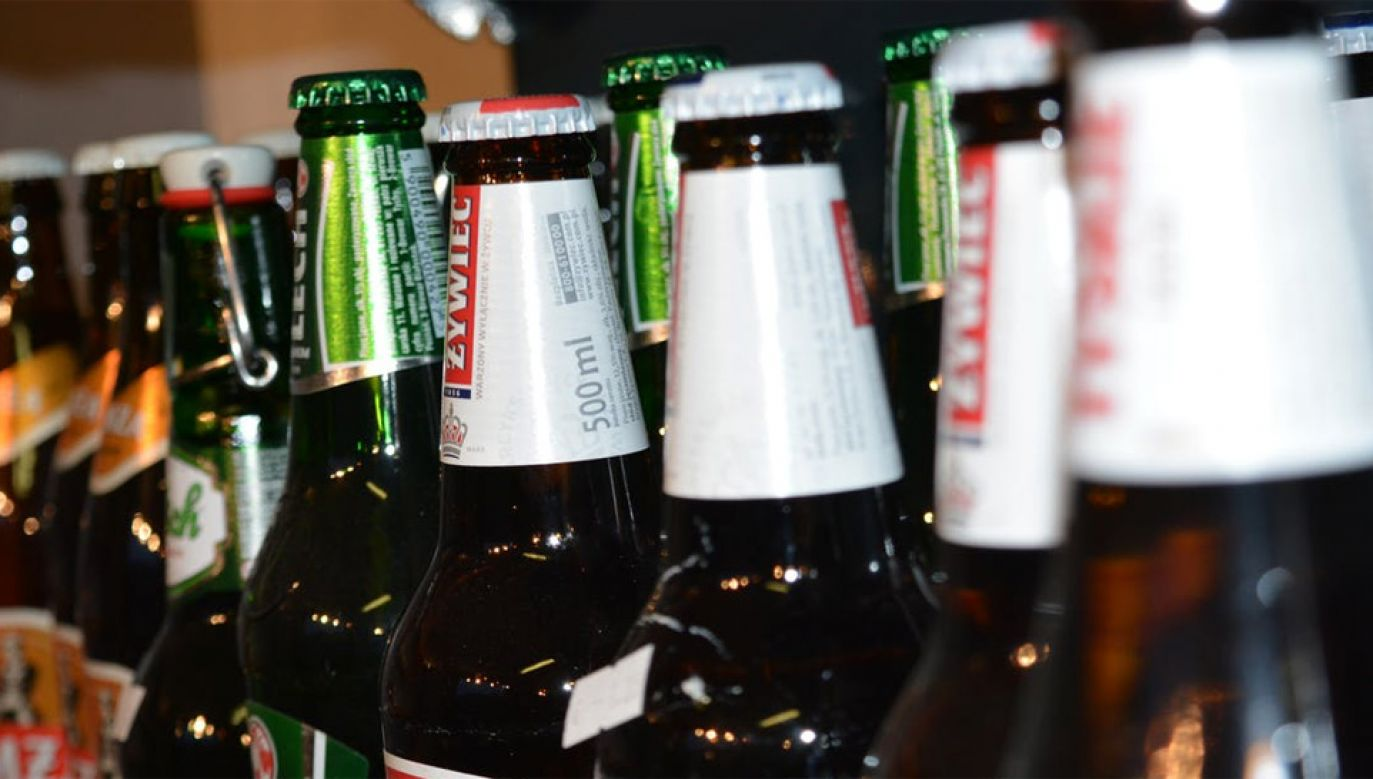 Rośnie spożycie alkoholu w Polsce (fot. Pexels)