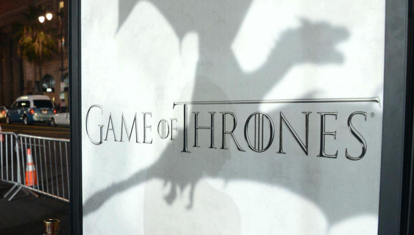 """""""Gra o tron"""" to jedna z najsłynniejszych telewizyjnych produkcji ostatnich lat (fot. Jeff Kravitz/FilmMagic))"""