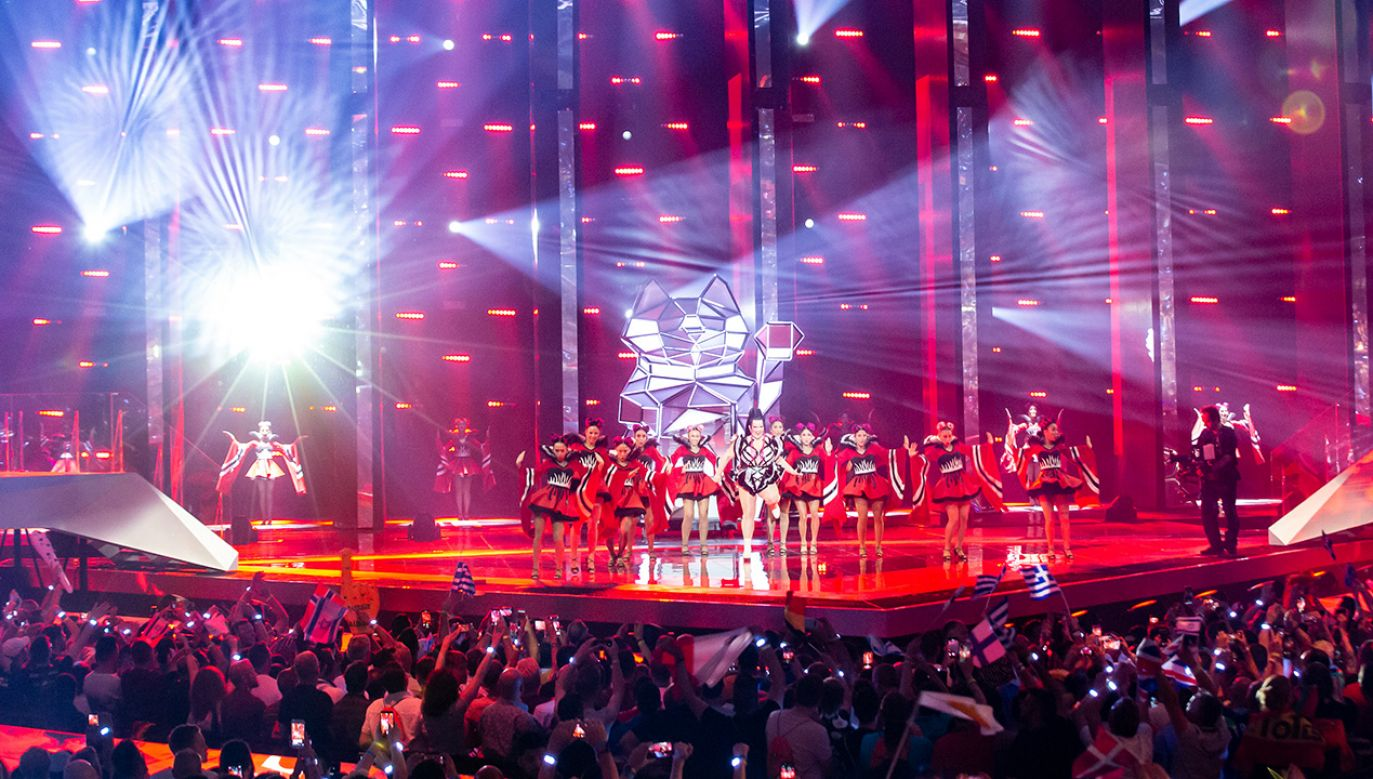 Konkurs Eurowizji miał się odbyć w hali widowiskowej w Rotterdamie, mogącej pomieścić ponad 16 tys. ludzi (fot. Guy Prives/Getty Images)