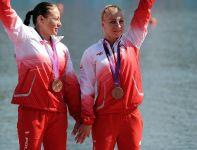 Polki dziękują kibicom za doping (fot. Getty Images)
