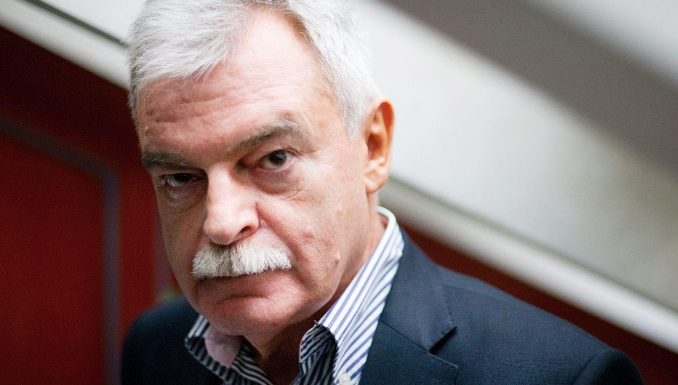 Marek Król zeznał, że Aleksander Gawronik współpracował z Mariuszem S. (fot. Forum/Dominik Pisarek)