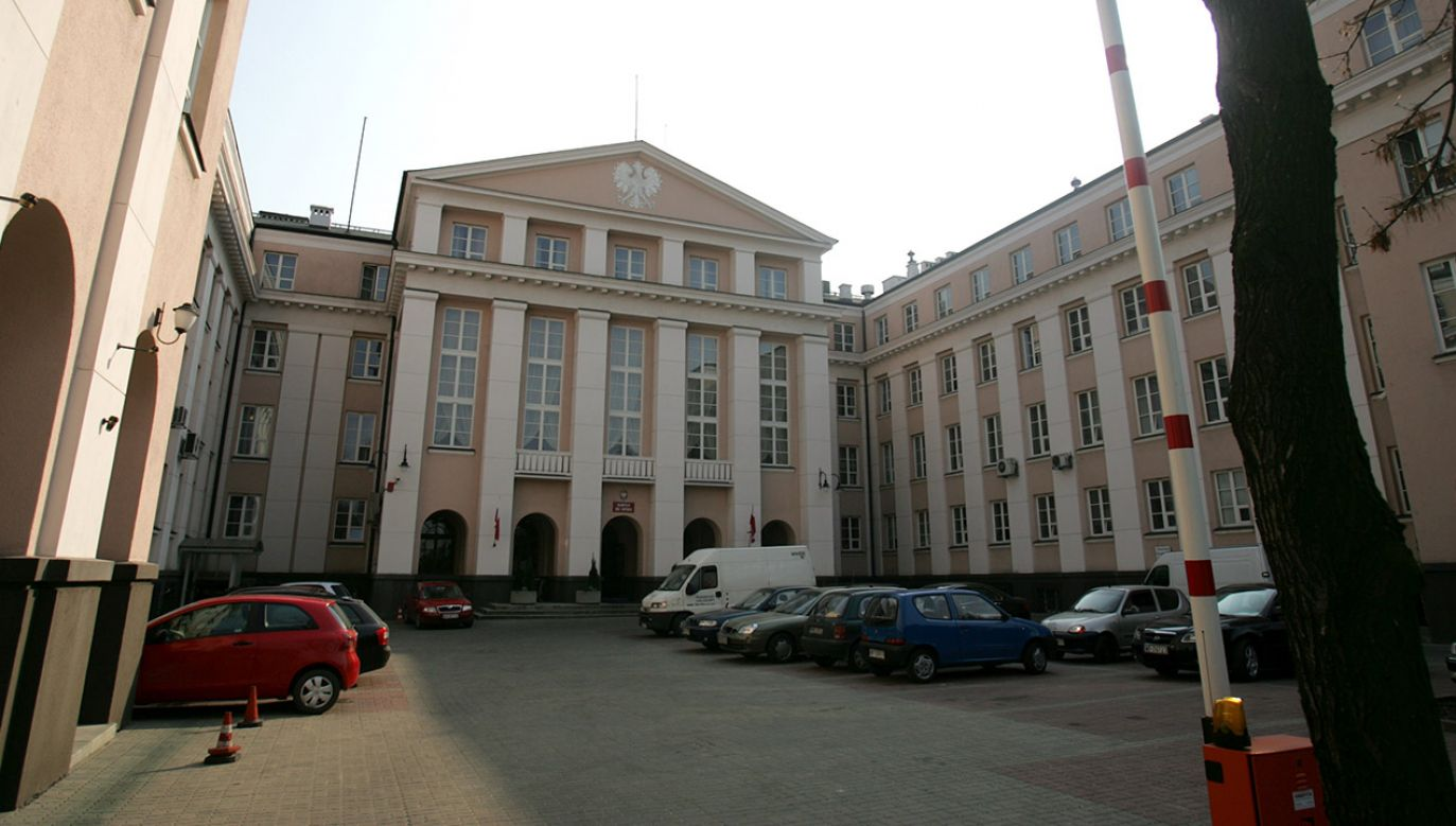 Informacje NIK o działaniach CBA (fot. arch.PAP/Bartłomiej Zborowski)