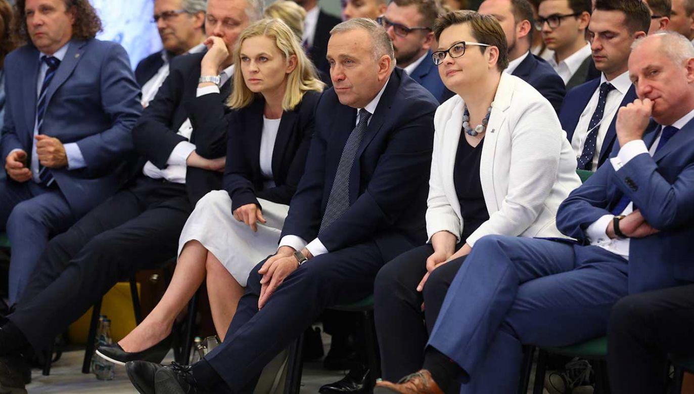 Forum Programowego Koalicji Obywatelskiej (fot. PAP/Rafał Guz)