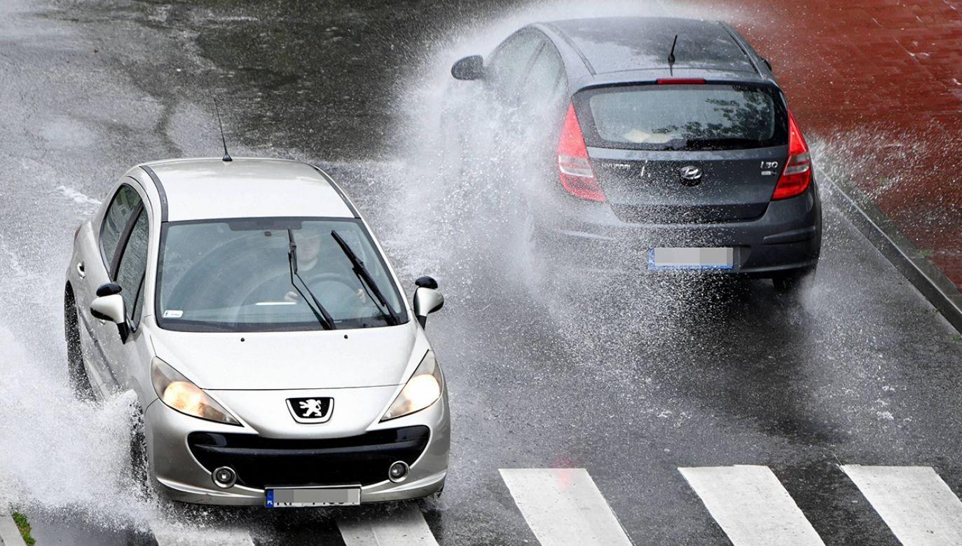 W sobotę temperatura nie przekroczy 20 st. (fot. arch.PAP/Darek Delmanowicz)