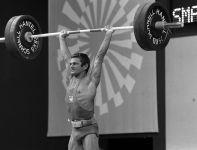 Zygmunt Smalcerz wywalczył złoto w podnoszeniu ciężarów na igrzyskach w Monachium 1972 (fot. PAP)