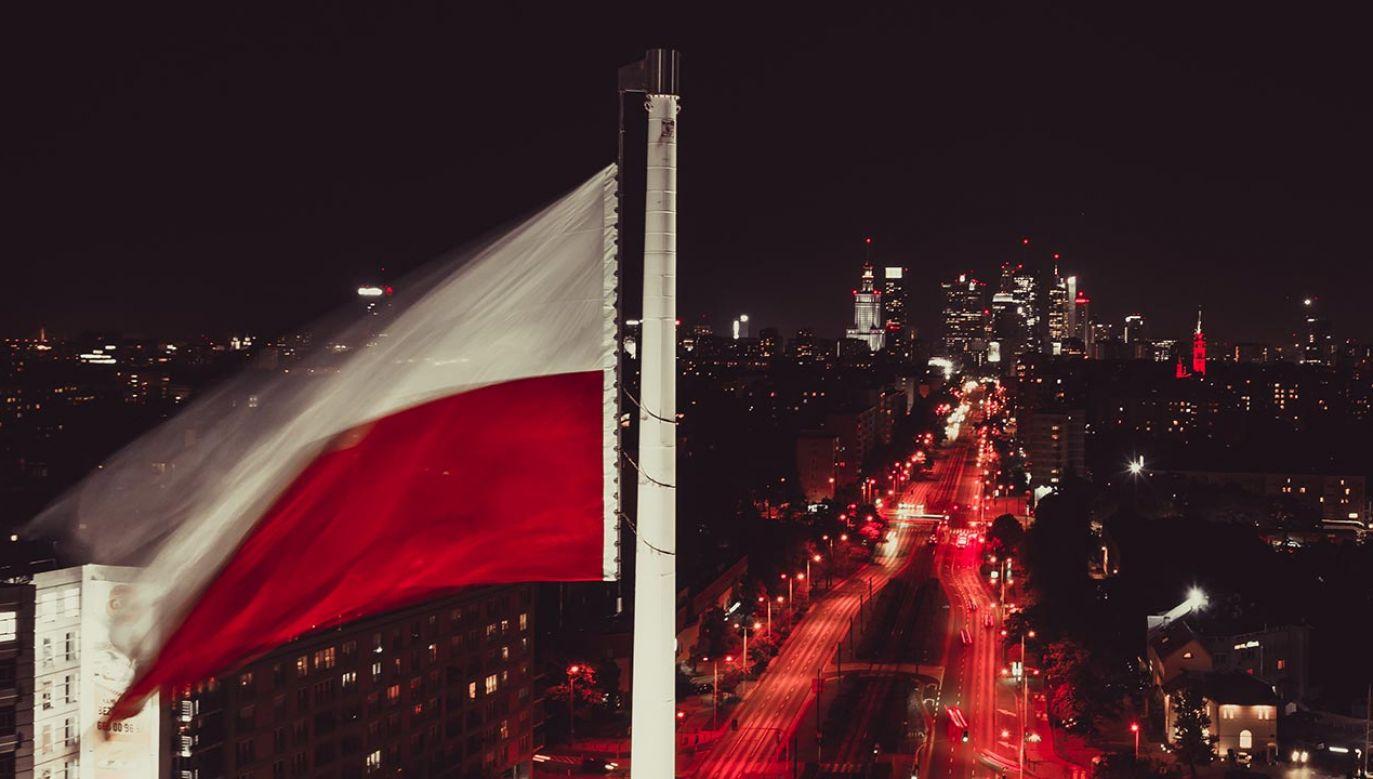 Prognozy wzrostu PKB są korzystne (fot. Shutterstock/Warsaw_By_Drone)