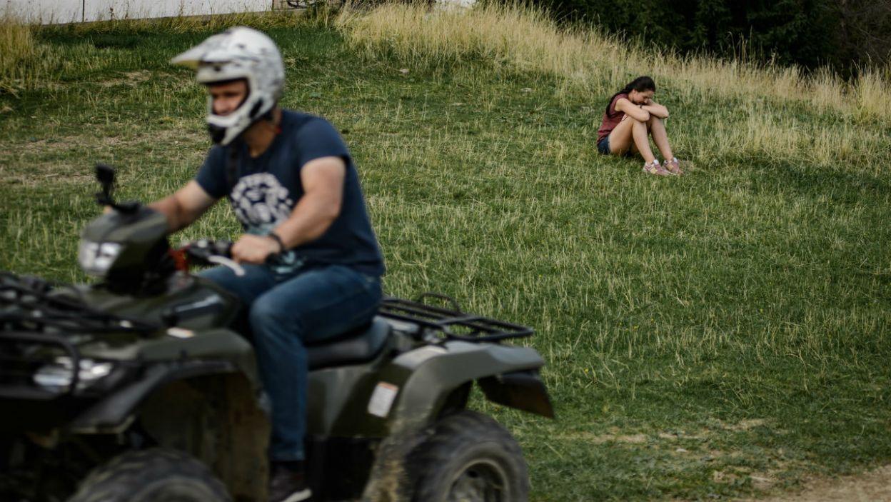 Zdaje się, że Sławomir i Marta tracili ten szczególny rodzaj kontaktu (fot. TVP)