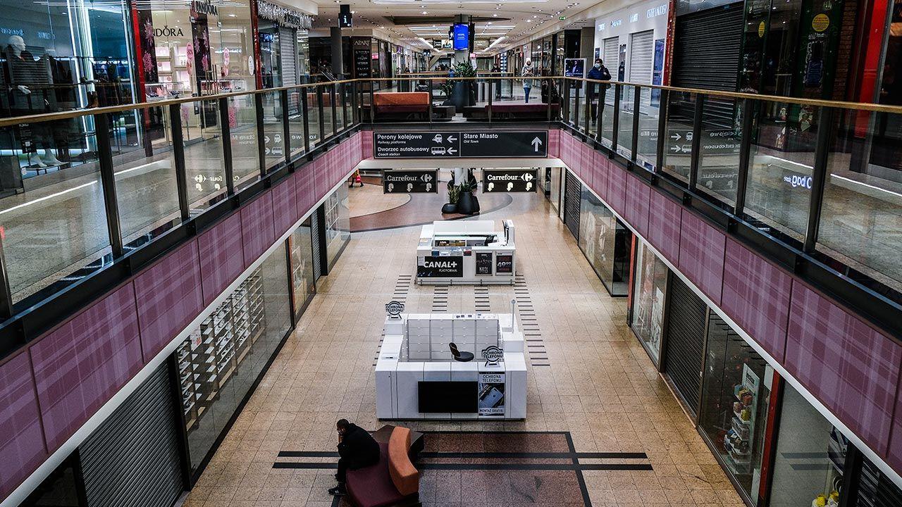 Polska Rada Centrów Handlowych zaapelowała do rządu (fot. Omar Marques/SOPA Images/LightRocket via Getty Images)