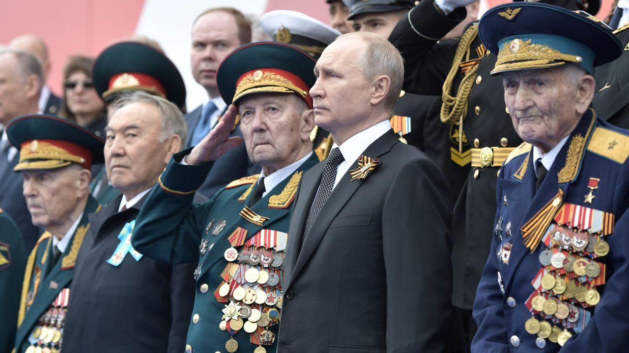 Władimir Putin (fot. Sputnik / Alexei Nikolsky / Kremlin via REUTERS)