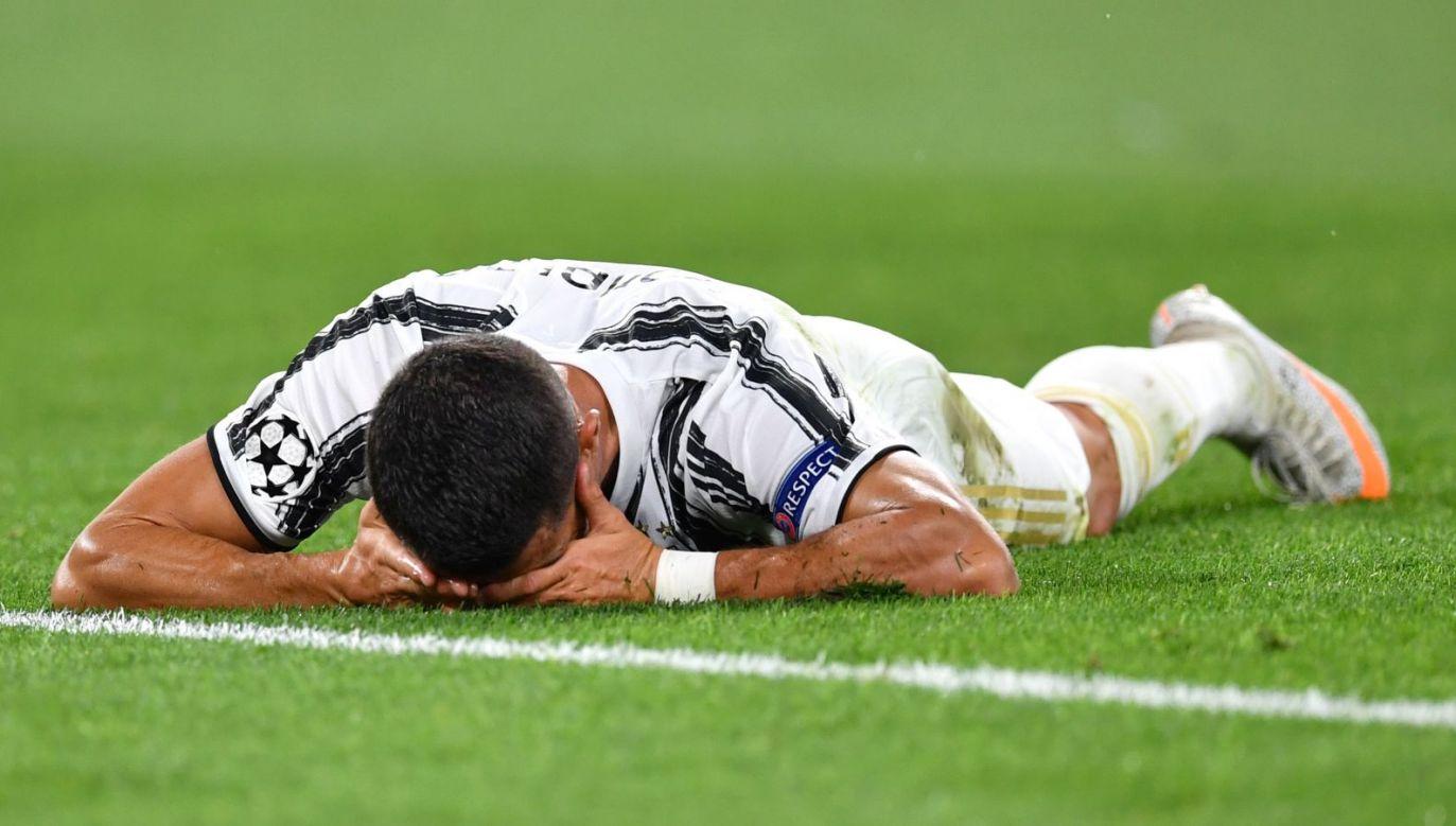 Liga Mistrzów: Juventus odpadł z rozgrywek! (fot. Getty Images)