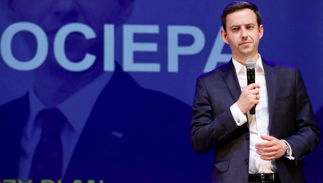 Nikt nie mówił, że brak poparcia dla ustawy o zwierzętach to koniec koalicji – twierdzi polityk Porozumienia (fot. PAP/Tomasz Gzell)