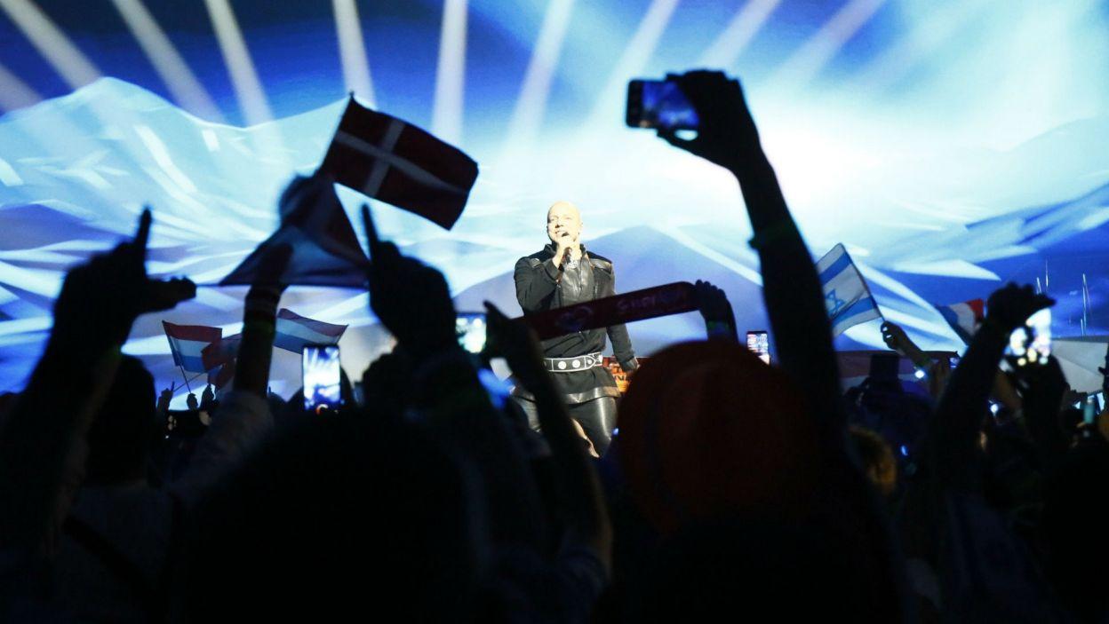 Mieszanka popu elektronicznego z nordyckim folkiem też przypadła do gustu widzom. Norweski zespół KEiiNO również zaśpiewa w finale (fot. Andres Putting/EBU)