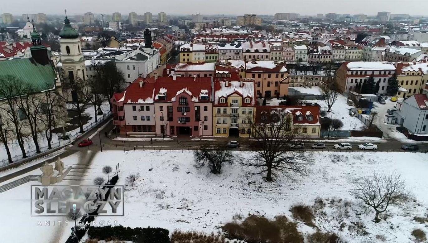 Czy Warszawa i Płock to kolejne tzw. republiki deweloperów? (fot. Magazyn Śledczy Anity Gargas)