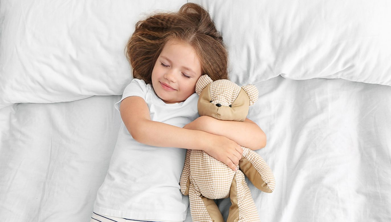 Stan snu to aktywny proces wspierający reorganizację w mózgu (fot. Shutterstock/Africa Studio)