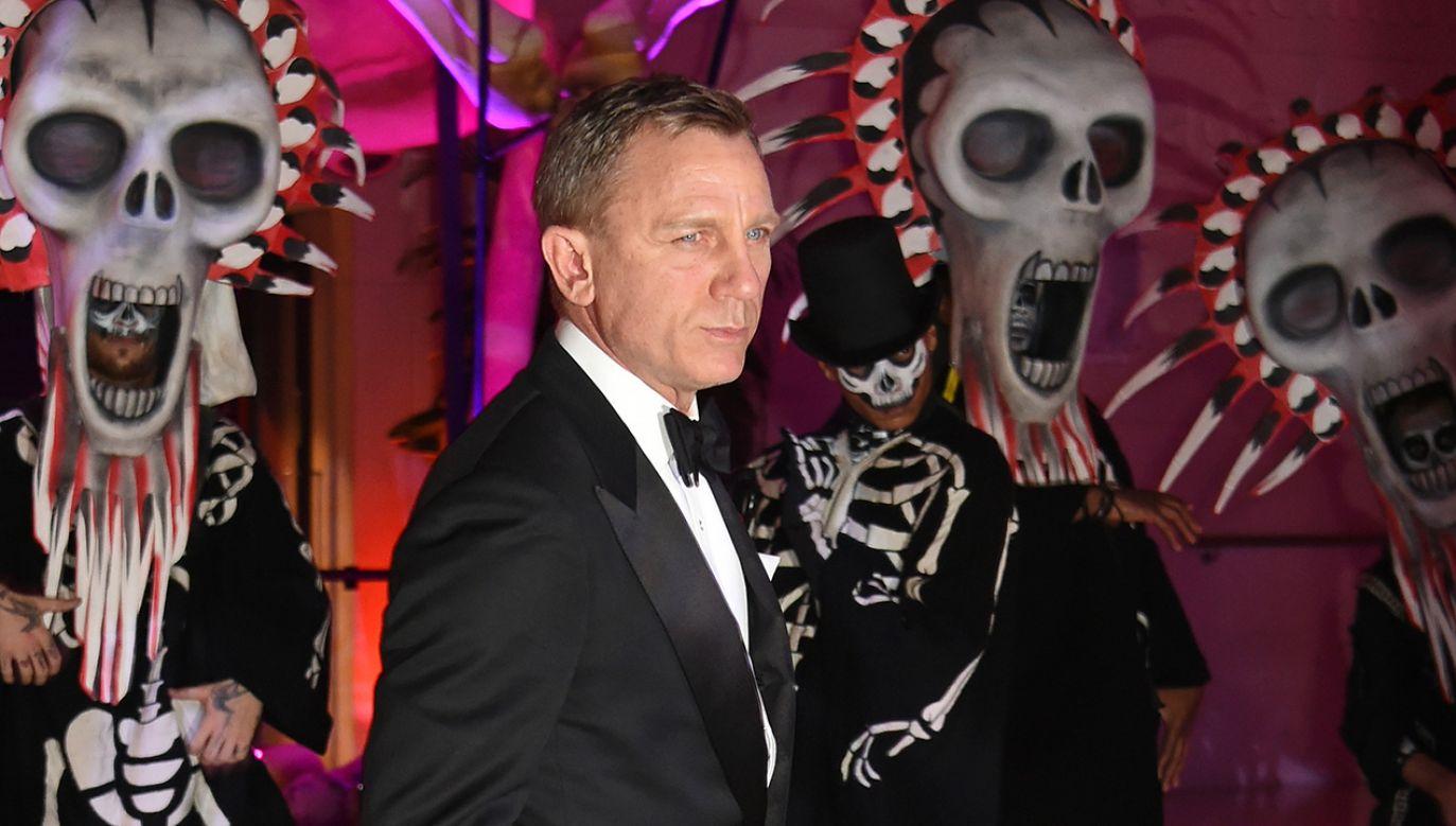 Daniel Craig po raz piąty zakłada kostium słynnego brytyjskiego szpiega (fot. Gettyimages/ David M. Benett/Dave Benett/WireImage)