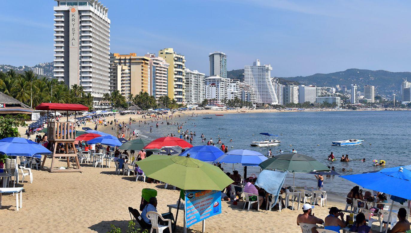 Acapulco w Meksyku (fot. Shutterstock)