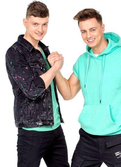 Rafał i Krzysiek