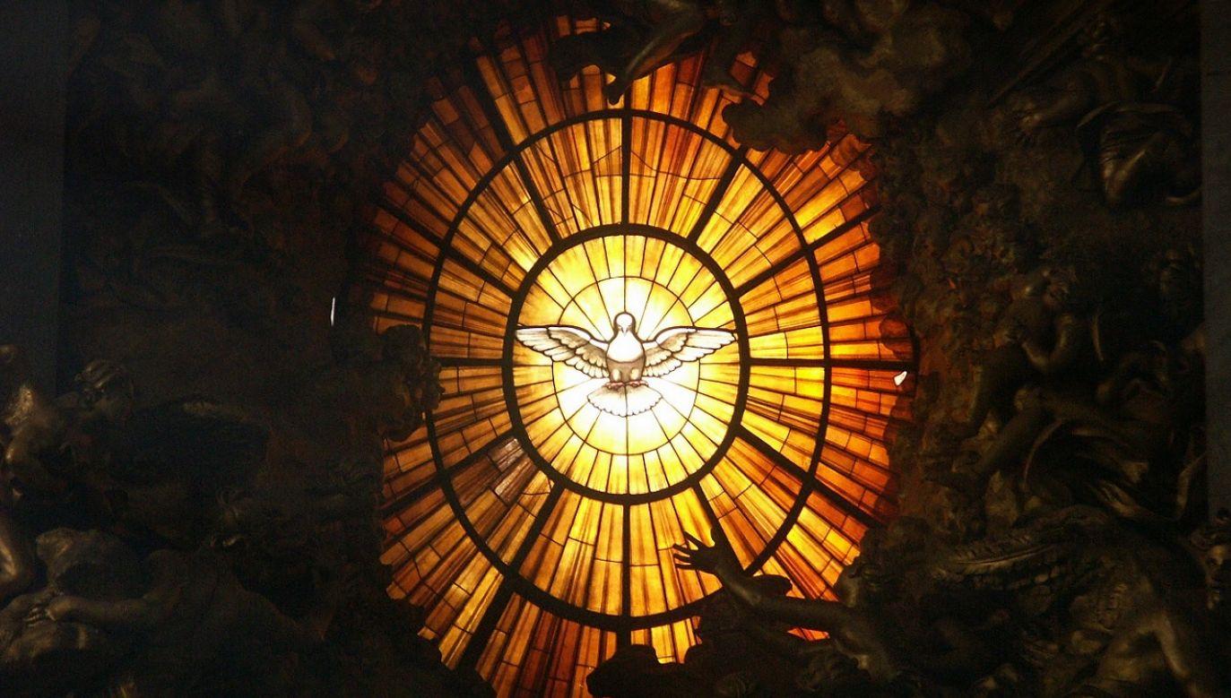 Zesłanie Ducha Świętego oznaczało początek Kościoła (fot. Wikipedia/Dnalor)