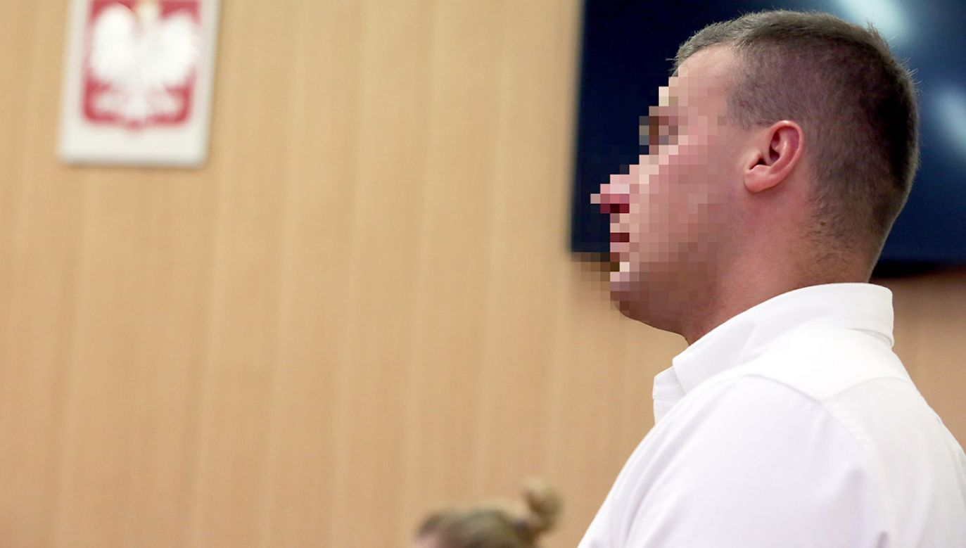 Robert N. dostał wyrok 1,5 roku więzienia (fot. arch.PAP/Tomasz Gzell)